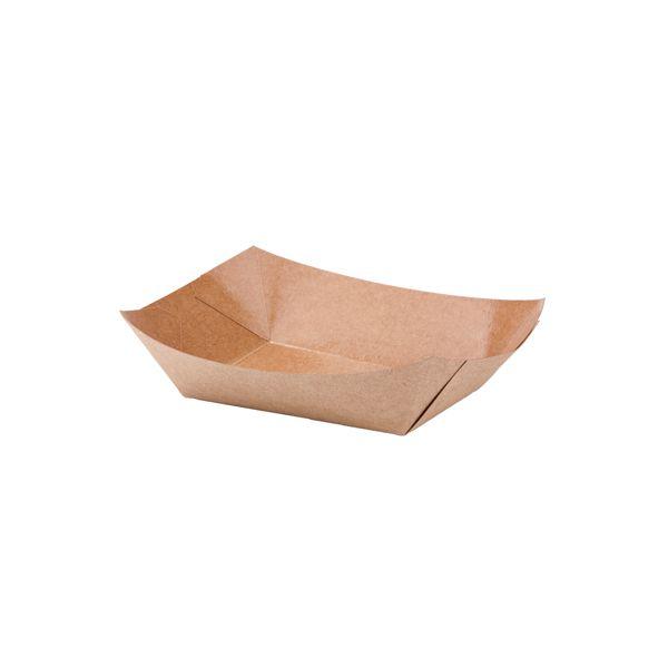 Barqueta de Cartón kraft