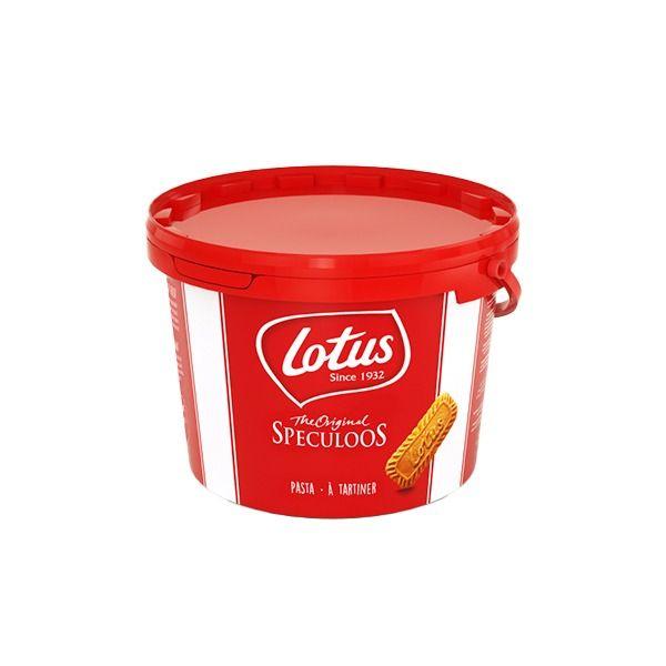 Crema Galleta Lotus Cubo 8 kg
