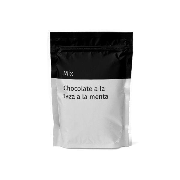 Mix Chocolate a la Taza a la Menta